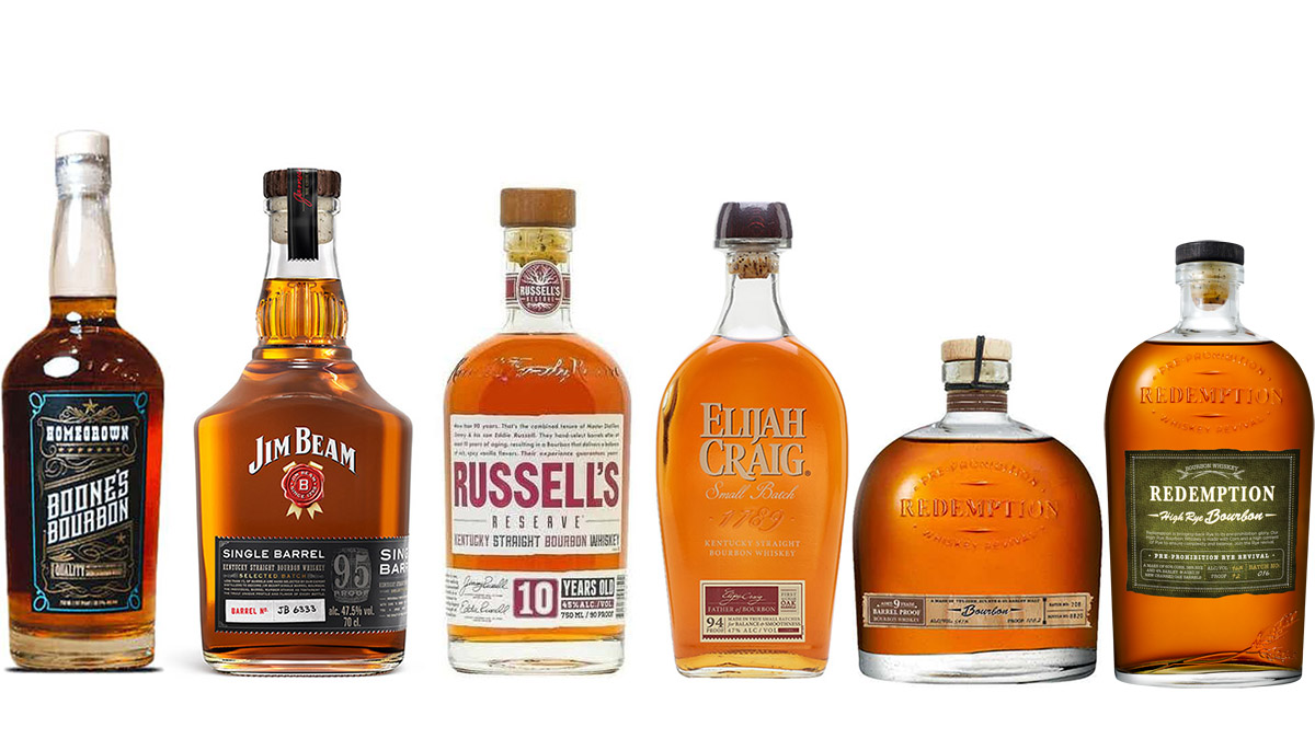 The 6 Best Bourbons In The World According To The 2020 New York International Spirits Competition