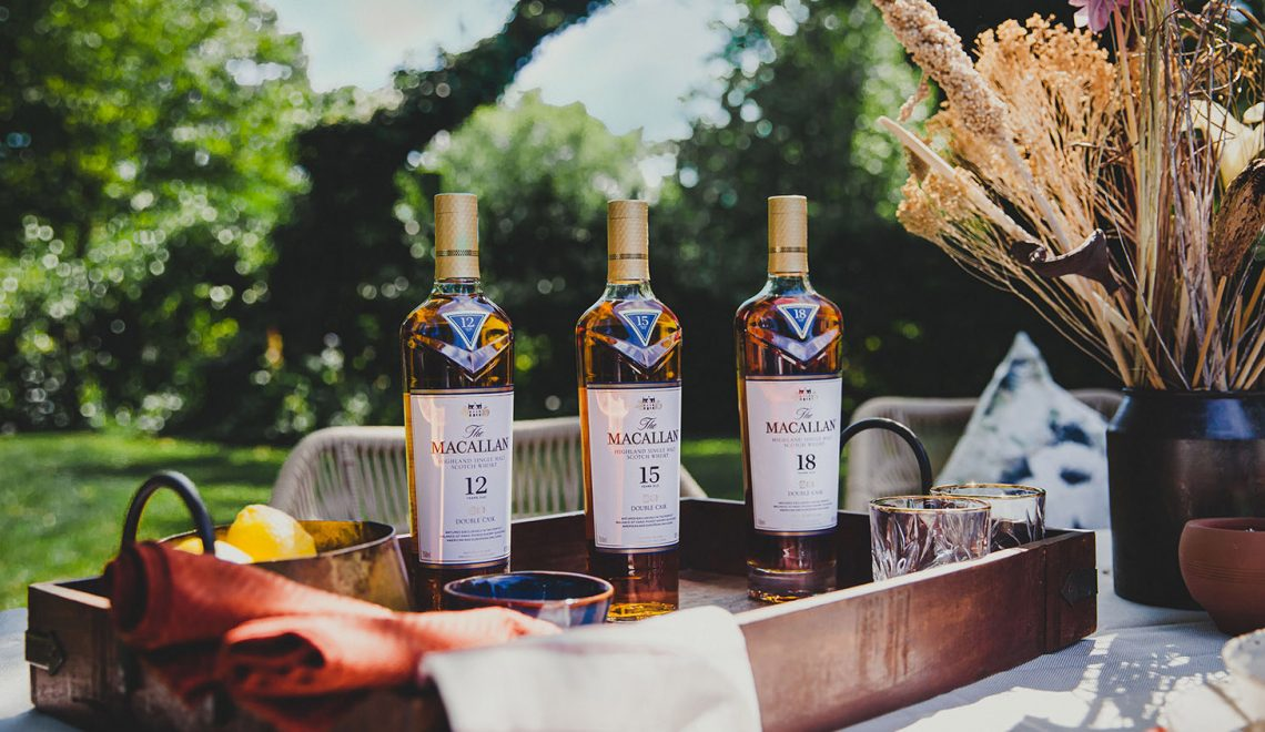The Macallan Whisky Bench Experience