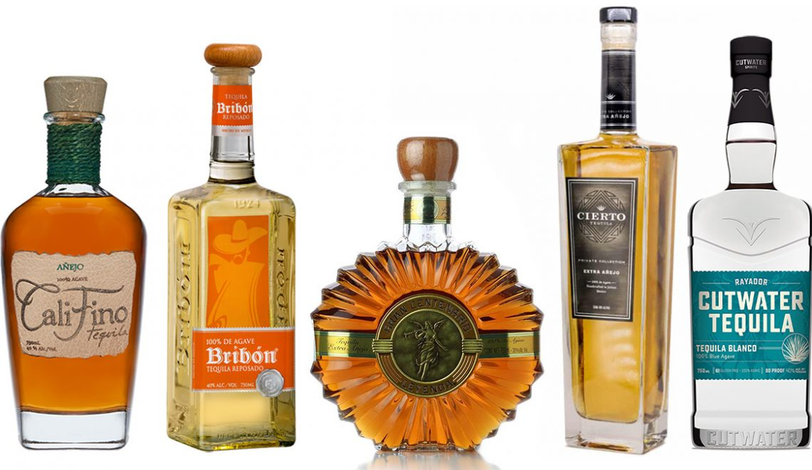 The Top 5 Tequilas In The World According To The 2020 New York International Spirits Competition