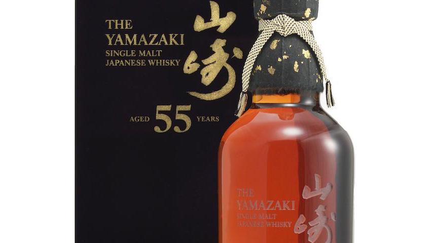 Yamazaki 55 Year Old Sets World Record For Japanese Whisky At Hong Kong Auction