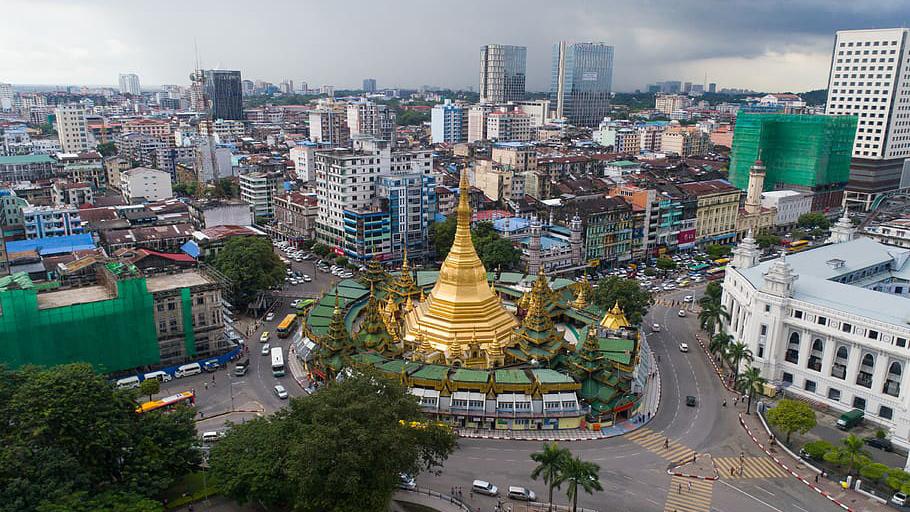 WaterAid Myanmar