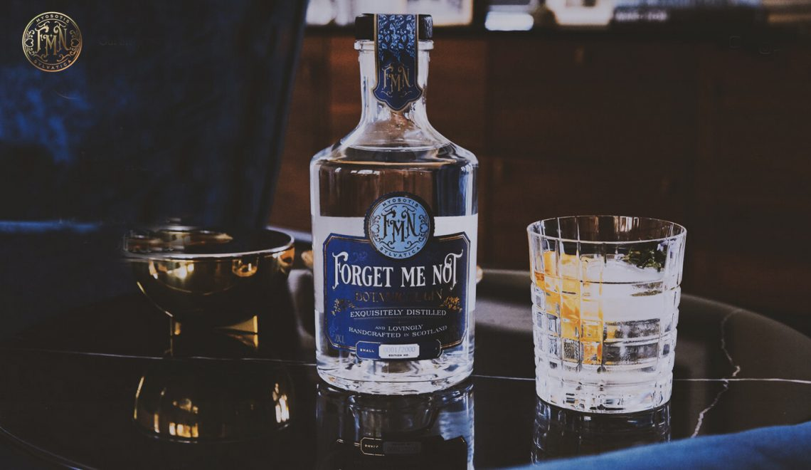 forget me not gin
