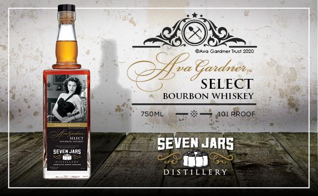 Ava Gardner Select Bourbon Whiskey