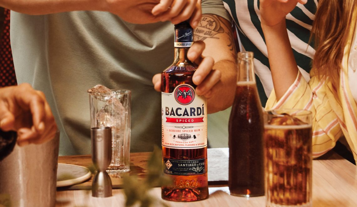 Bacardi Relaunches Spiced Rum Just In Time For Fall