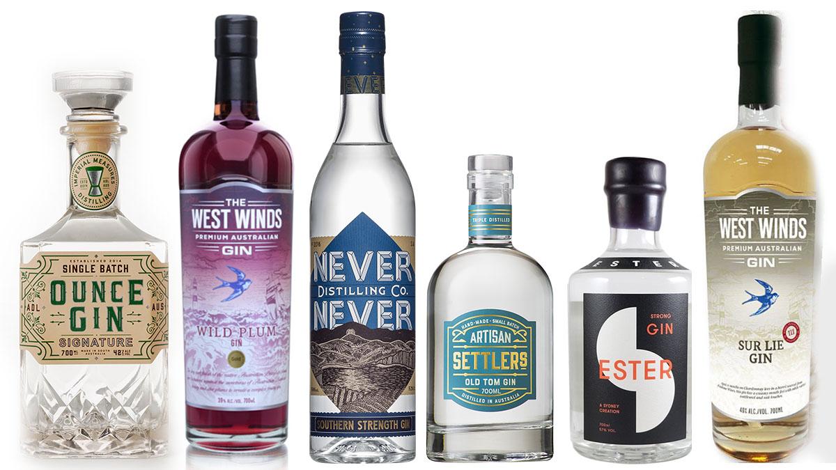 Best Australian Gins Australian Gin Awards 2020