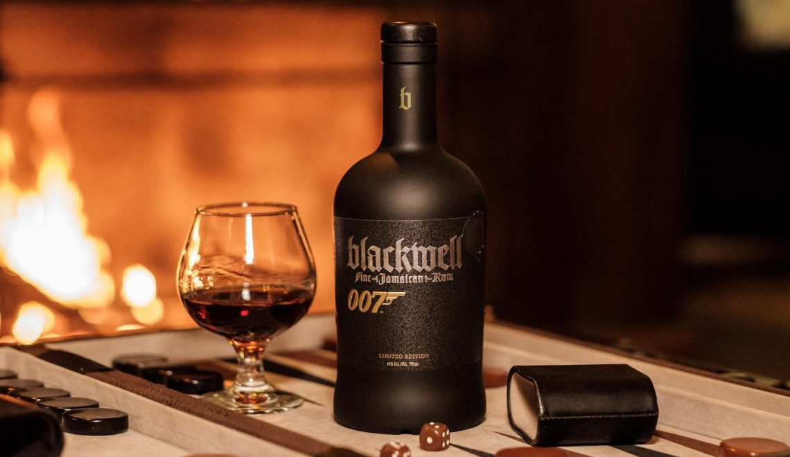 Chris Blackwell Unveils 007 Rum To Celebrate James Bond No Time To Die