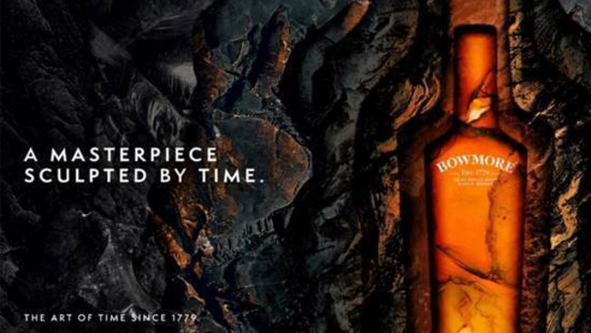 Bowmore The Art of Time