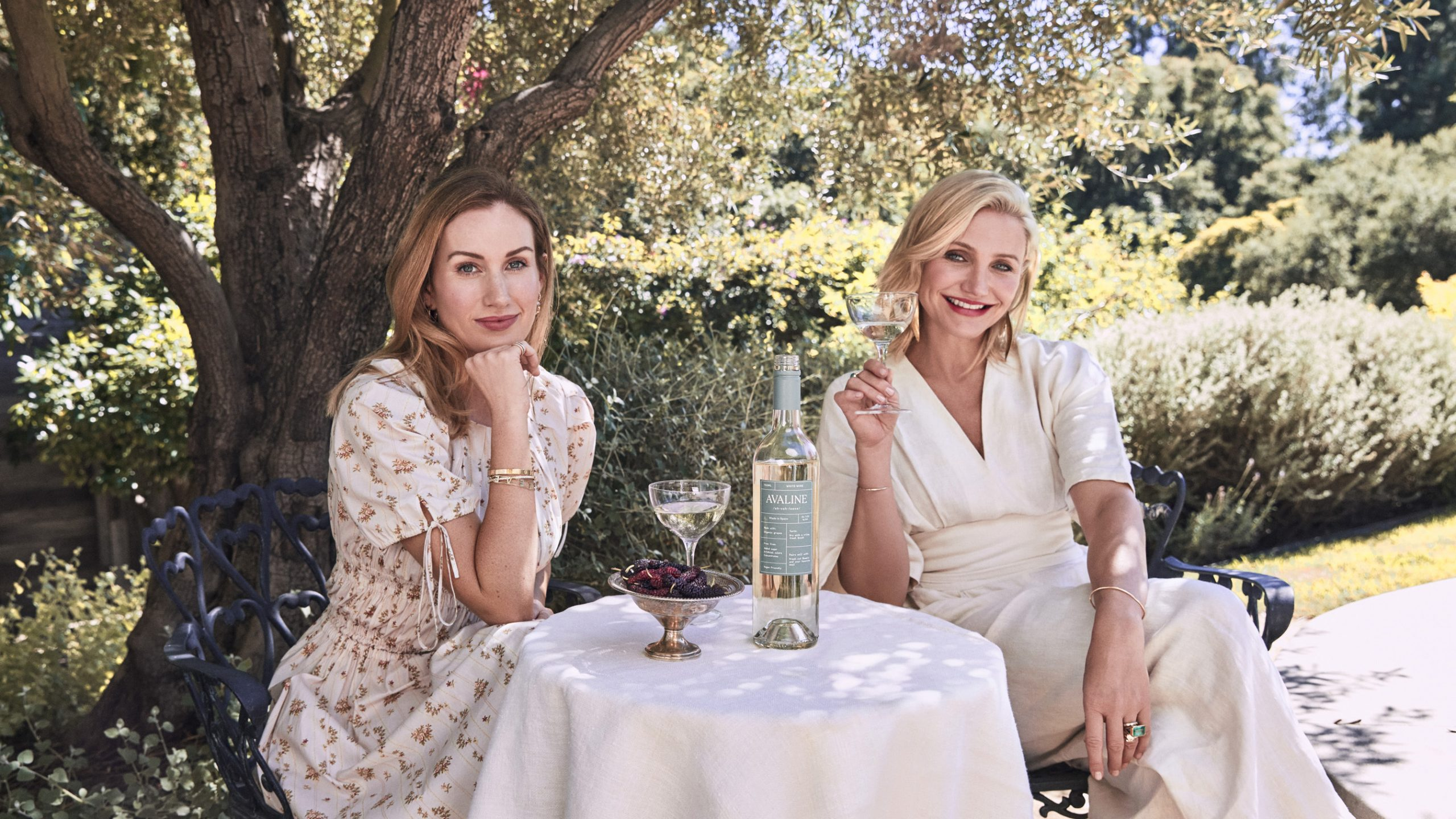 Cameron Diaz & Katherine Power Accelerate Avaline Red Wine Launch