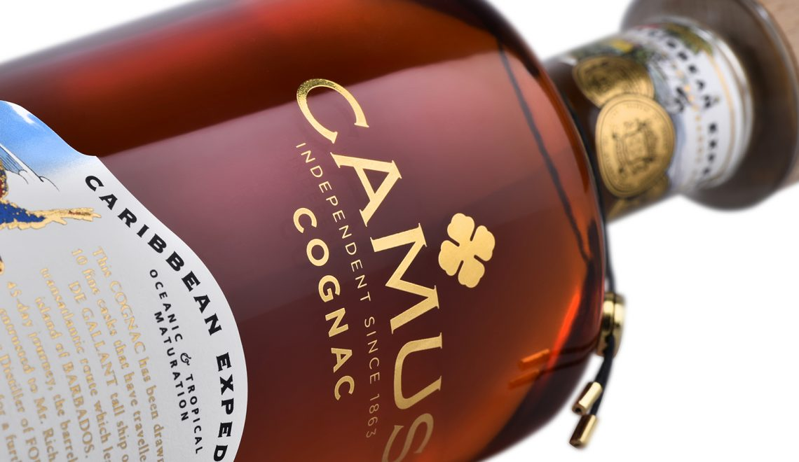 Camus Caribbean Expedition Cognac Bottle Breakdown Feature Image