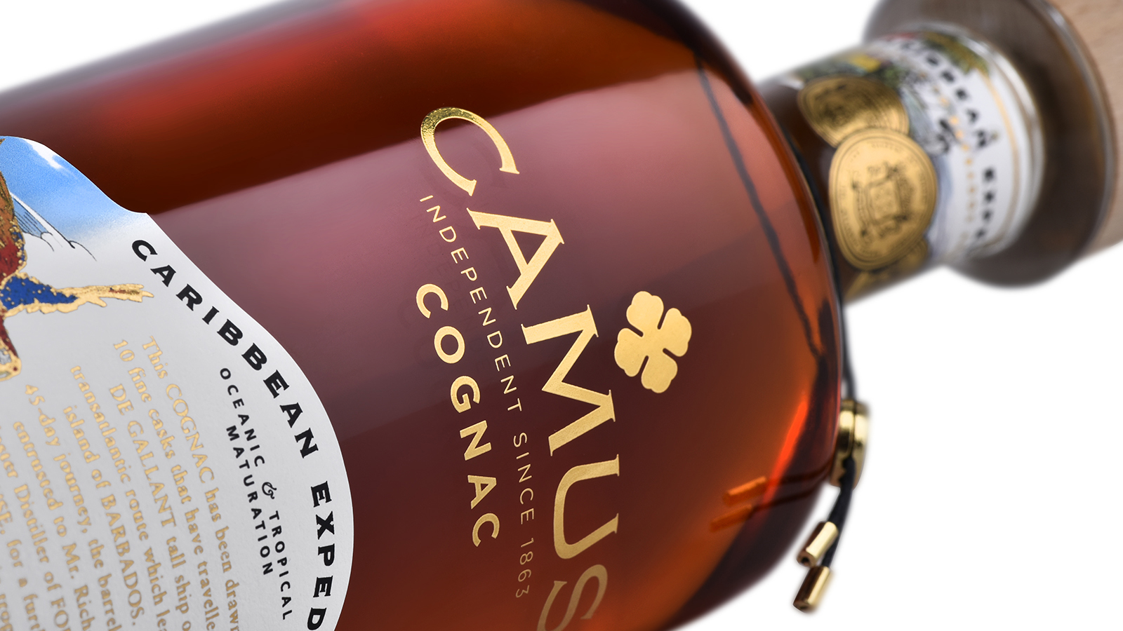 Camus Caribbean Expedition Cognac Bottle Breakdown Feature Image