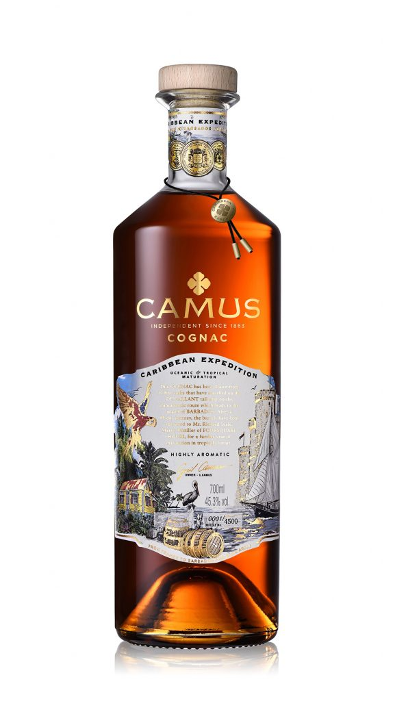 Camus Caribbean Expedition_bottle