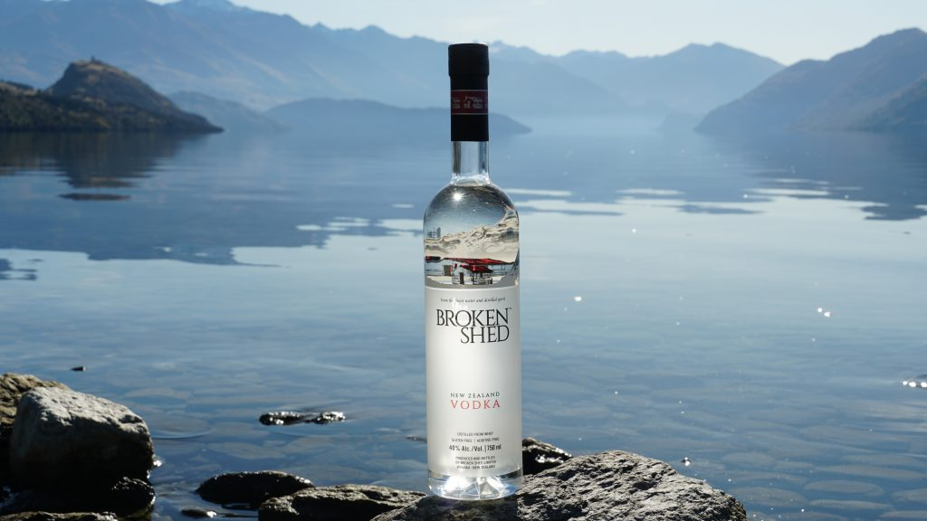 Broken Shed Vodka National Vodka Day 2020