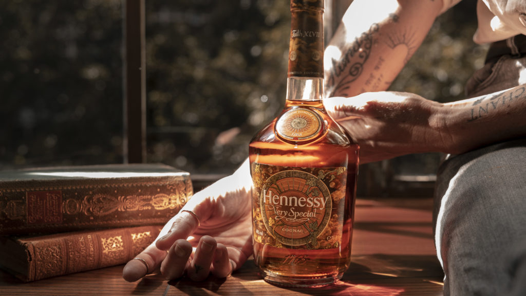 Faith XLVII Explores The Alchemy Of Process In 2020 Hennessy Very Special Limited Edition