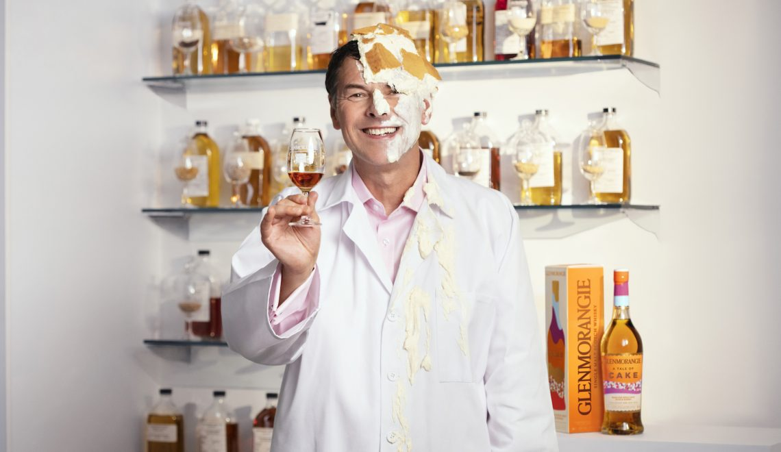 "Glenmorangie Unveils A Tale of Cake Whisky, Partners With Dominique Ansel To Create ""Caketail"""