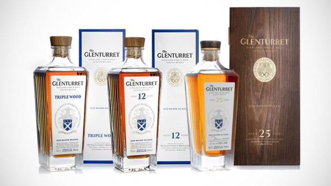 Glenturret Unveils New Core Whisky Range And Redesign