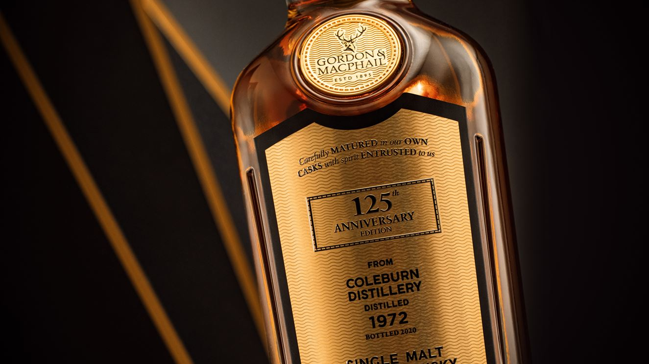 Gordon & MacPhail Celebrate Its 125th Anniversary With 1972 Coleburn Single Malt Whisky