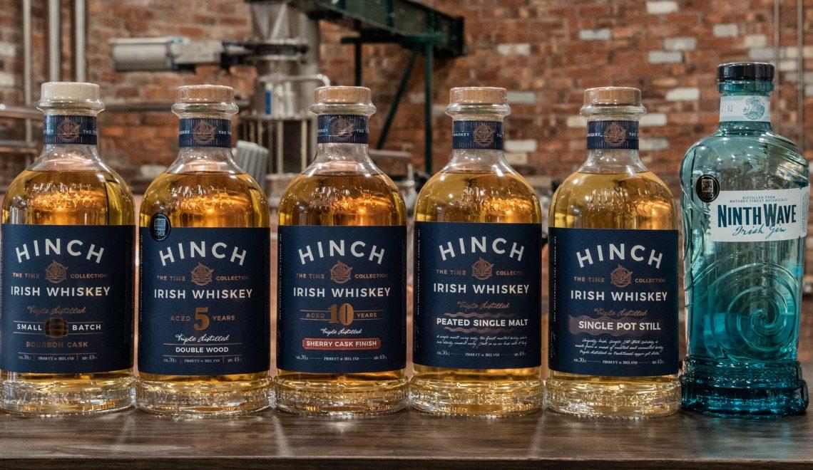 Hinch Irish Whiskey Coming To The United States