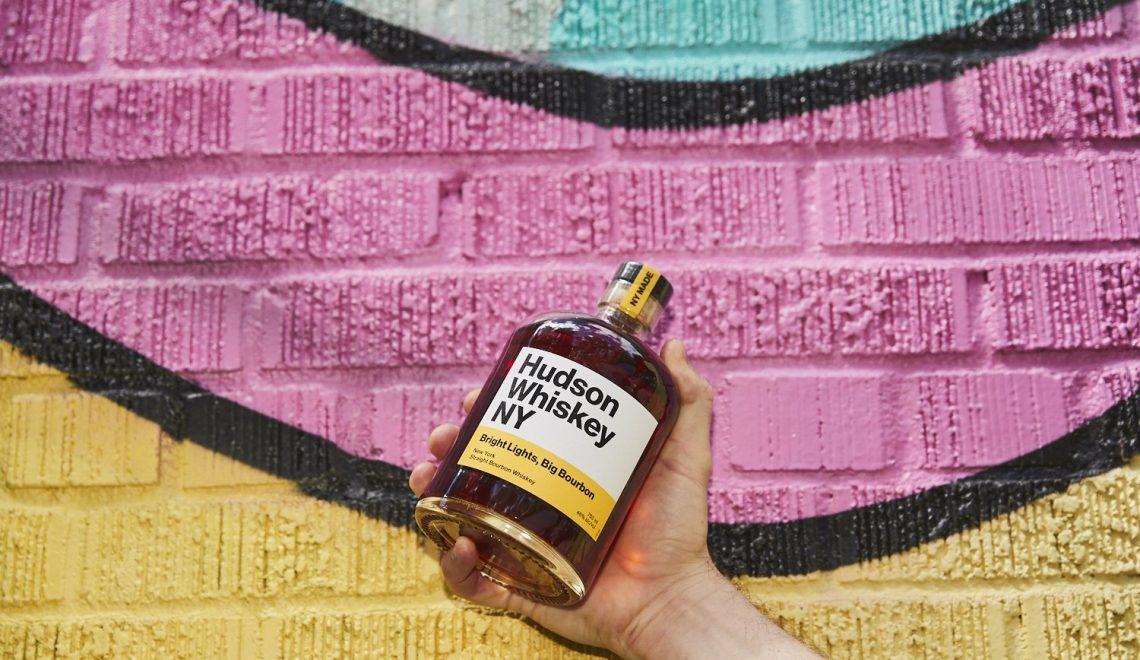 Hudson Whiskey Back Room Deal Bright Lights, Big Bourbon