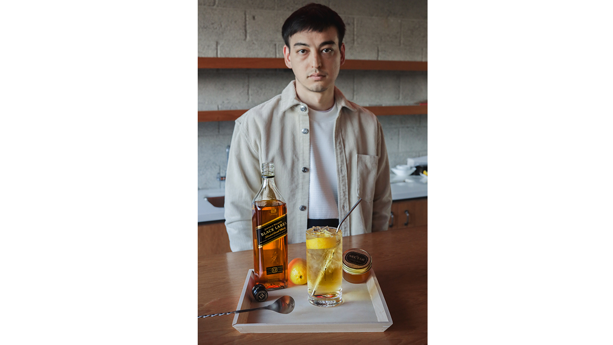 Johnnie Walker Collaborates With Joji To Create The Ultimate Highball Cocktail Kit