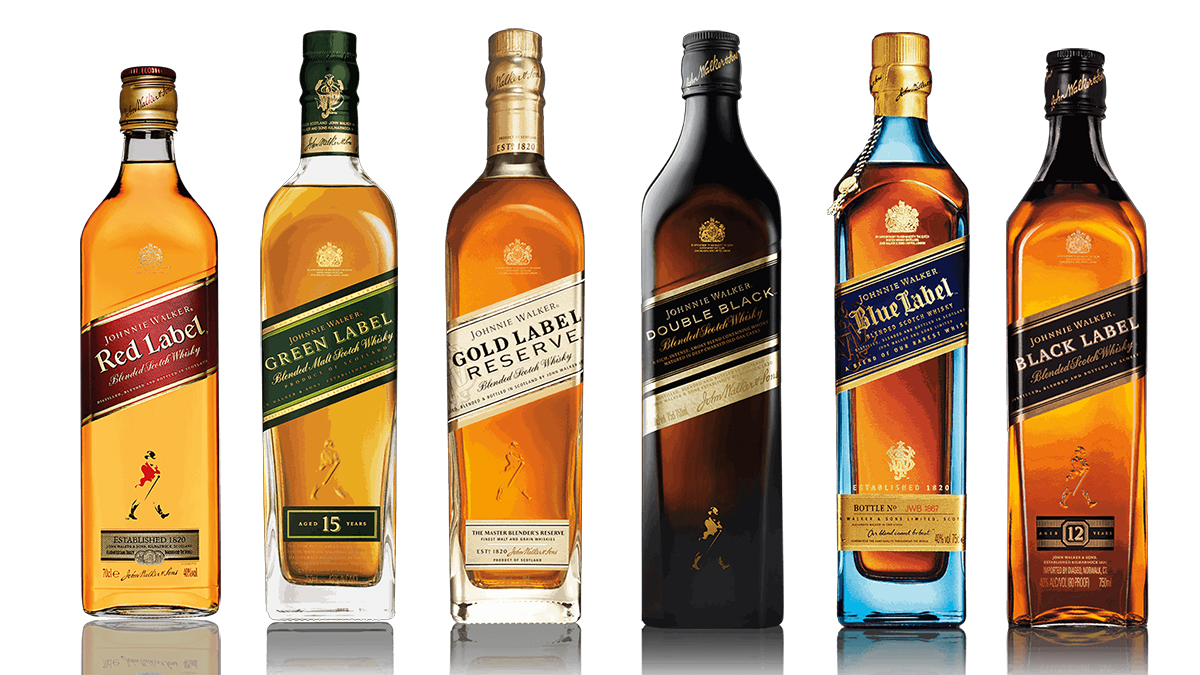 Johnnie Walker International Spirits Challenge 2020