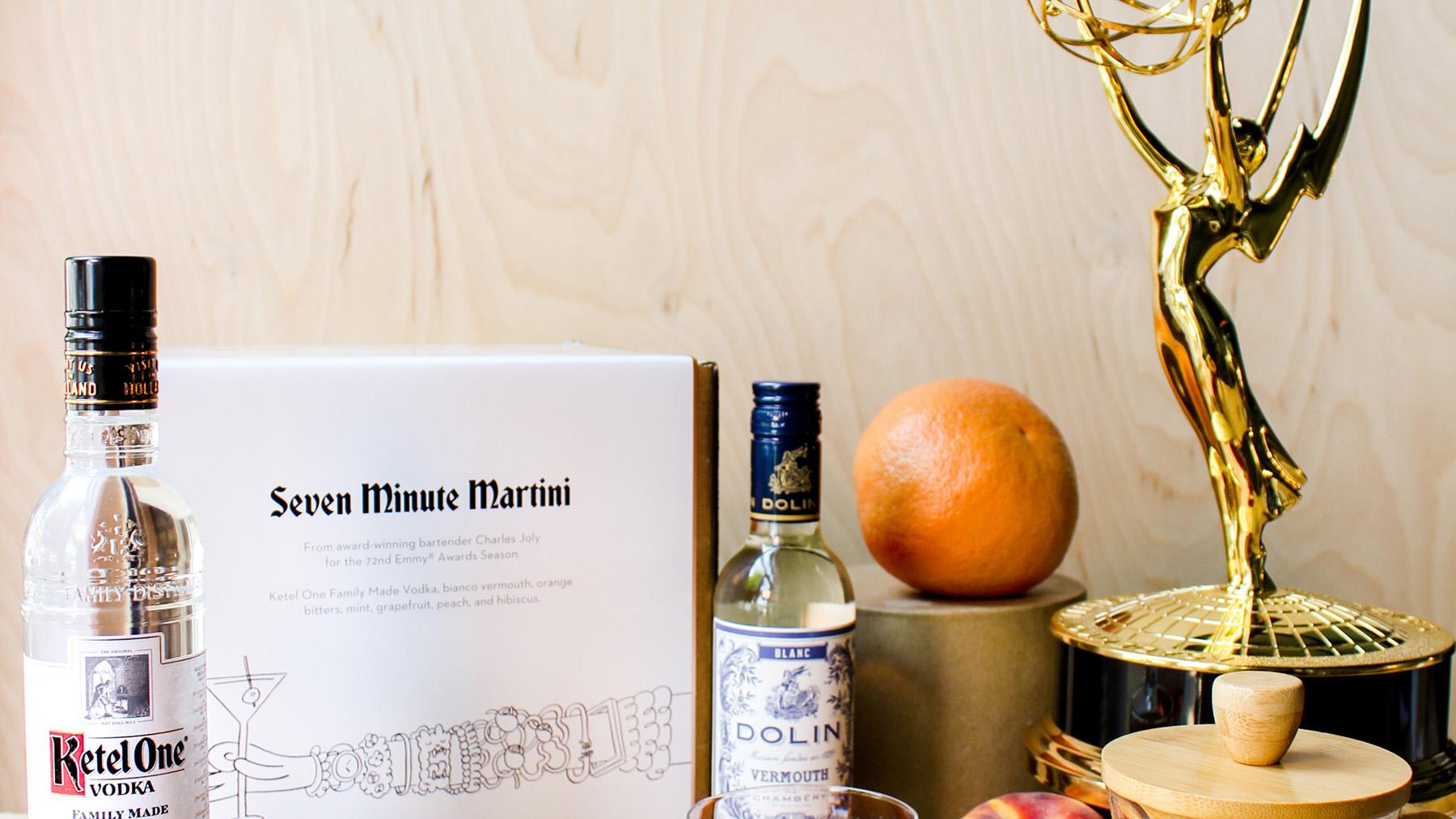 Ketel One Vodka x 72nd Emmy Awards Season