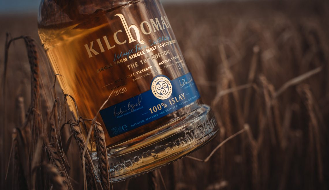 Kilchoman 100% Islay 10th Edition Whisky