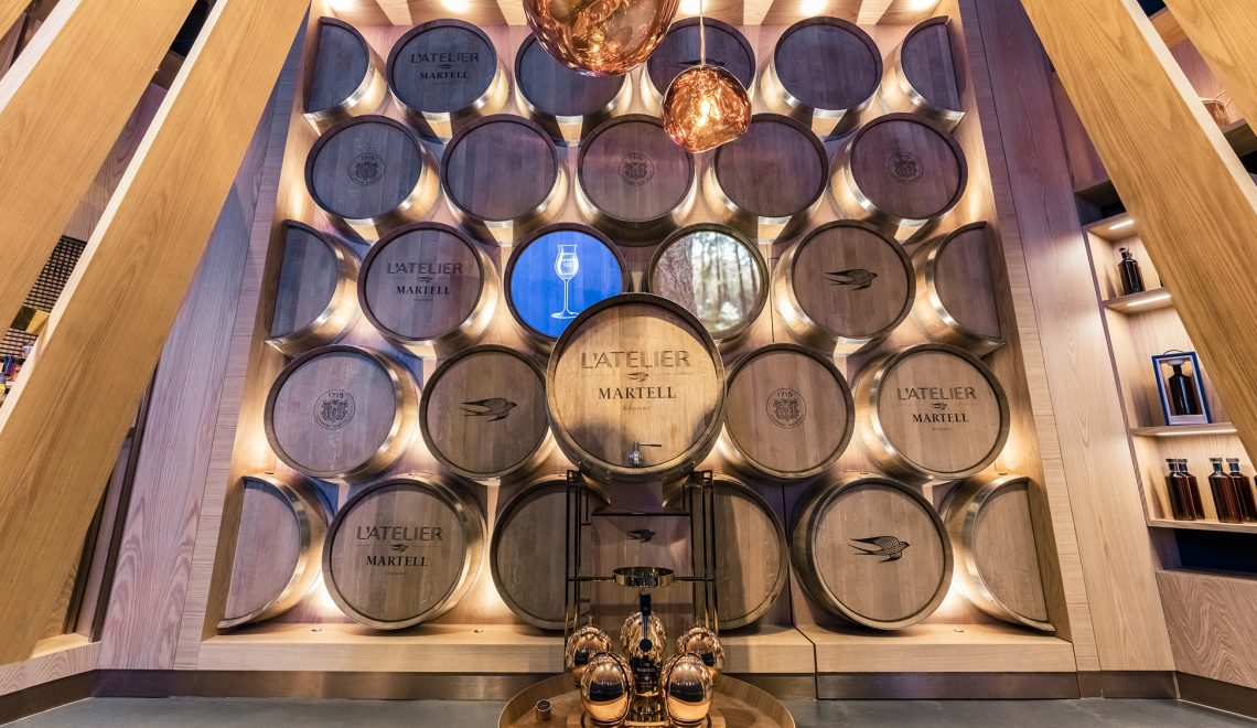 Maison Martell Unveils L'Atelier Martell Shenzhen, The Future Of Global Boutiques