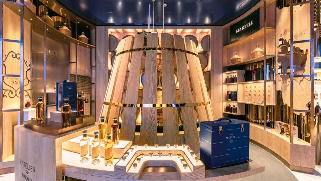L'Atelier Martell Shenzhen front