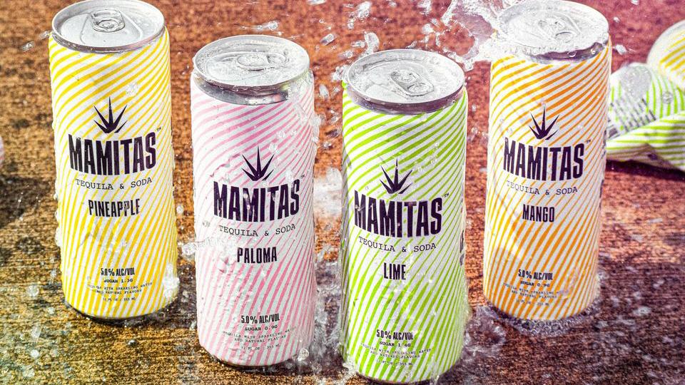 Mamitas Tequila & Soda Debuts Hard Seltzer Ranger