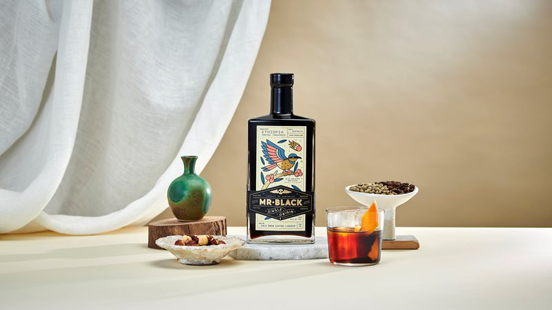 Mr Black Single Origin Ethiopia coffee liqueur