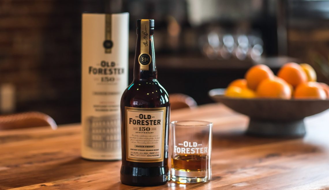Old Forester Celebrates 150th Anniversary With Limited-Edition Bourbon Release