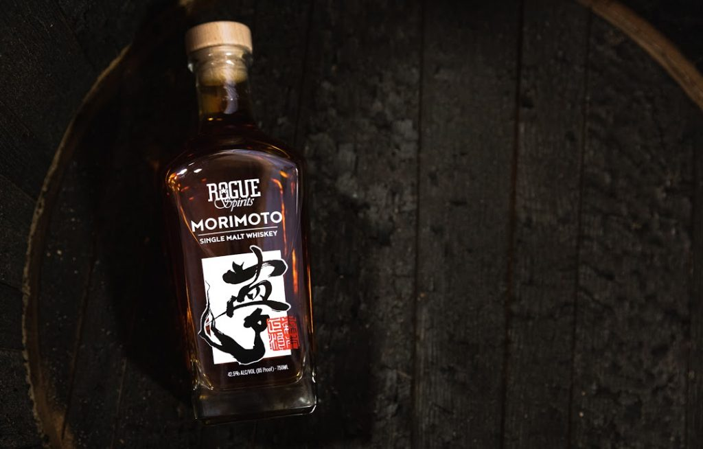 Rogue Morimoto Single Malt Whiskey 2