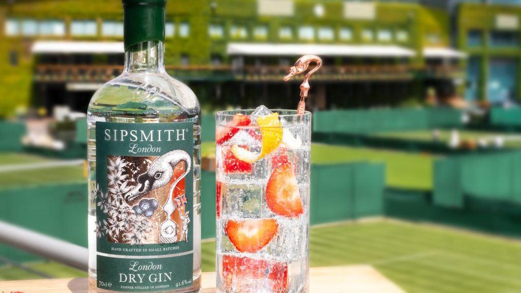 Sipsmith Wimbledon