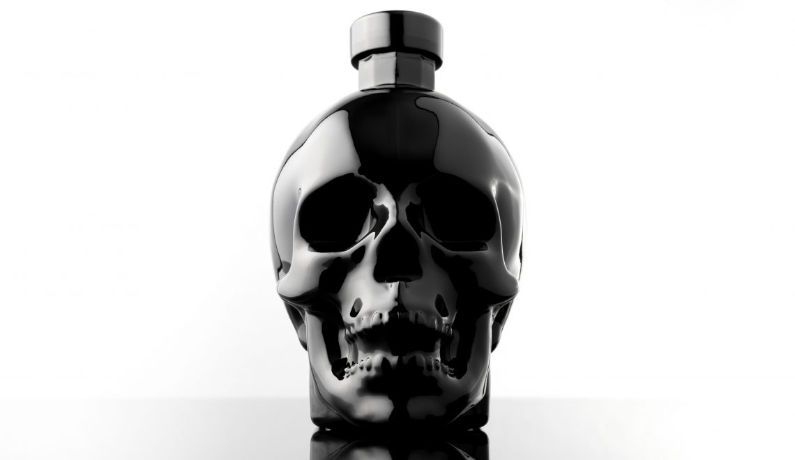 Crystal Head Vodka Onyx
