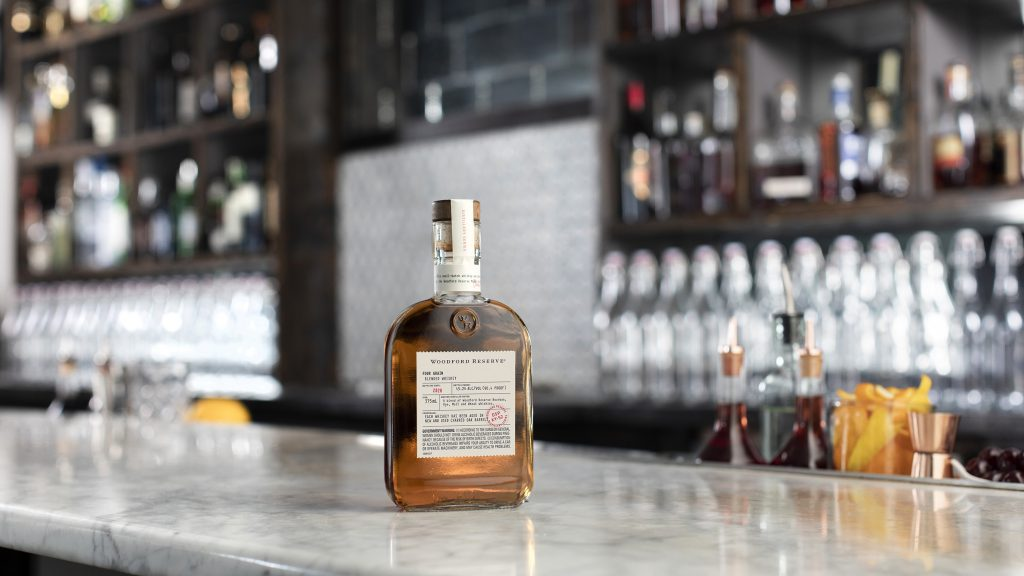 Woodford Reserve Four Grain