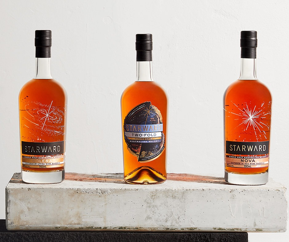 Staward Whisky Range