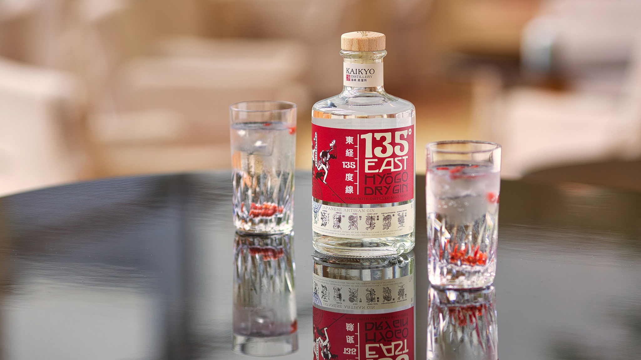 135°EAST Gin