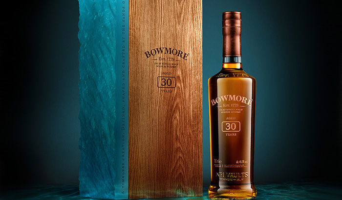 Bowmore 30 Year Old Single Malt Scotch Whisky 2020