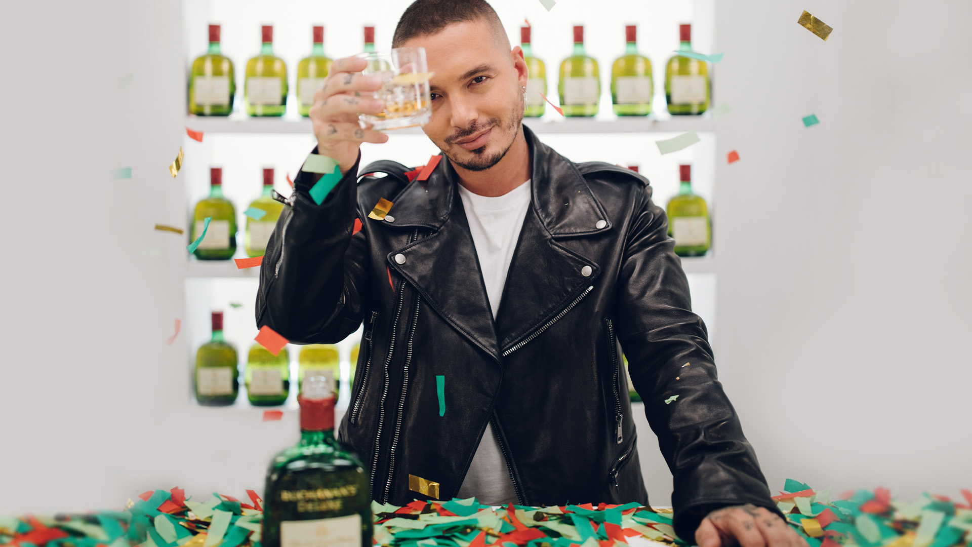 Buchanan's And J Balvin Launch Life Is Better Shared Campaign To Uplift Communities In Need This Holiday Season