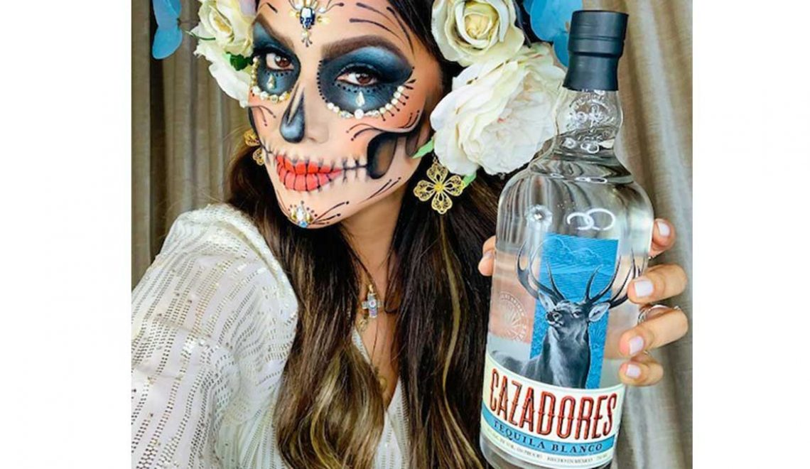 Cazadores Partners With Aarón Sánchez And Lily Martínez To Launch Dia de Muertos #HonorThemWell Campaign