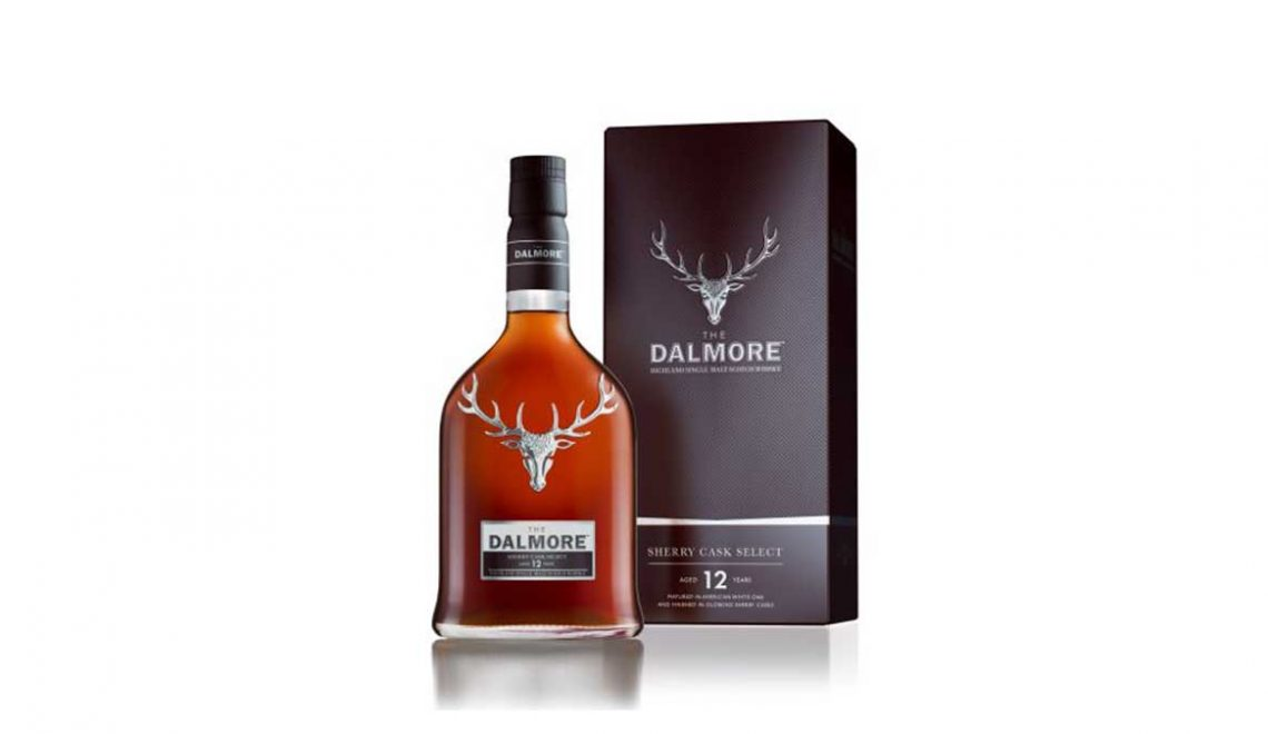 The Dalmore Unveils 12 Year Old Sherry Cask Select Single Malt Whisky