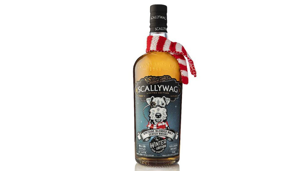 Douglas Laing Scallywag Winter Edition Whisky