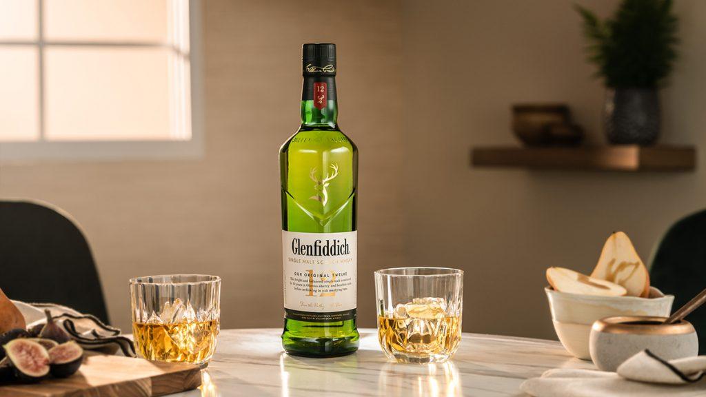 Glenfiddich 12 Year Old Bottle Breakdown Bottom