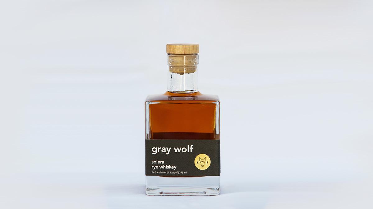 Gray Wold Rye Whiskey
