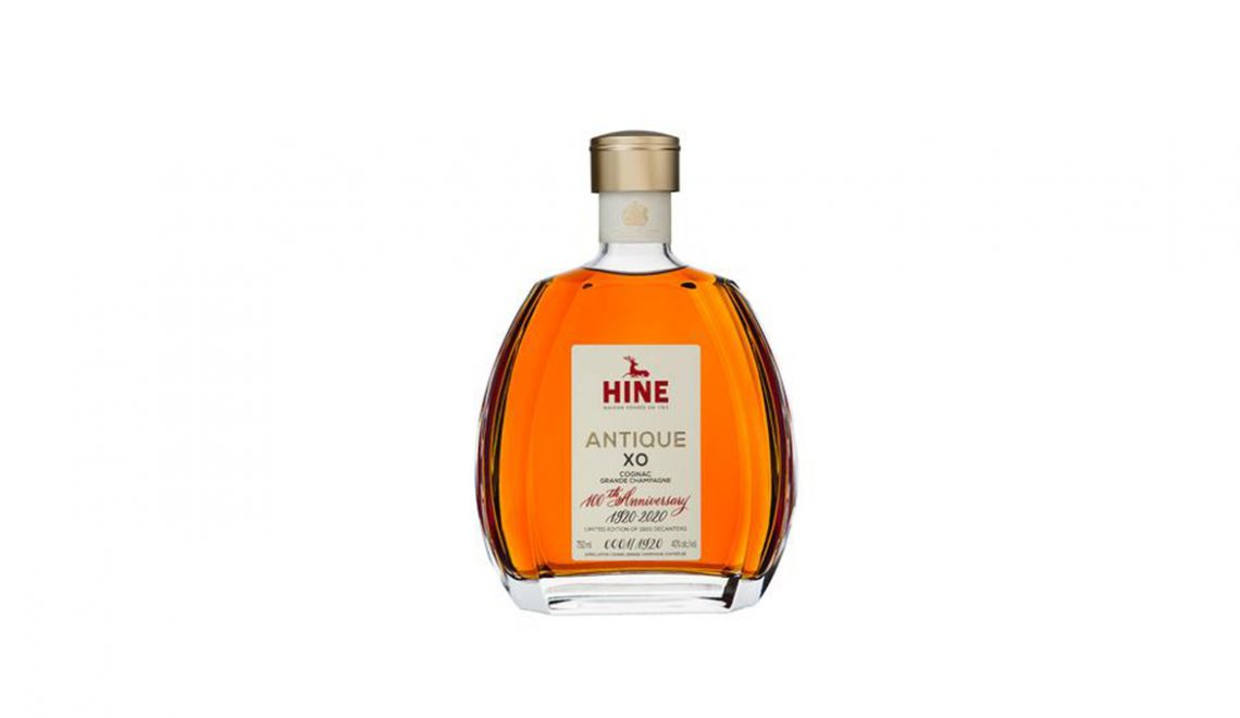 Hine Celebrates Century Of Antique XO With Release Of 100th Anniversary 1920-2020 Cognac