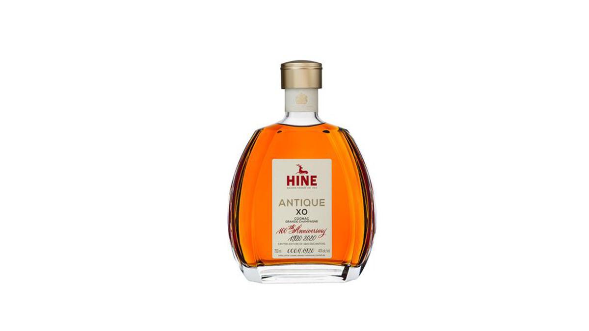 Hine Antique XO 100th Anniversary 1920-2020 Cognac