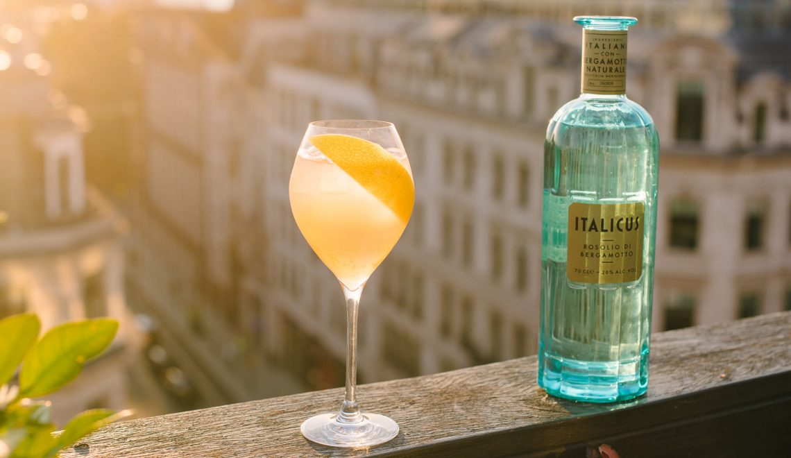 Italicus Launches Art Of Aperitivo Challenge 2020 Glo-Cal Edition