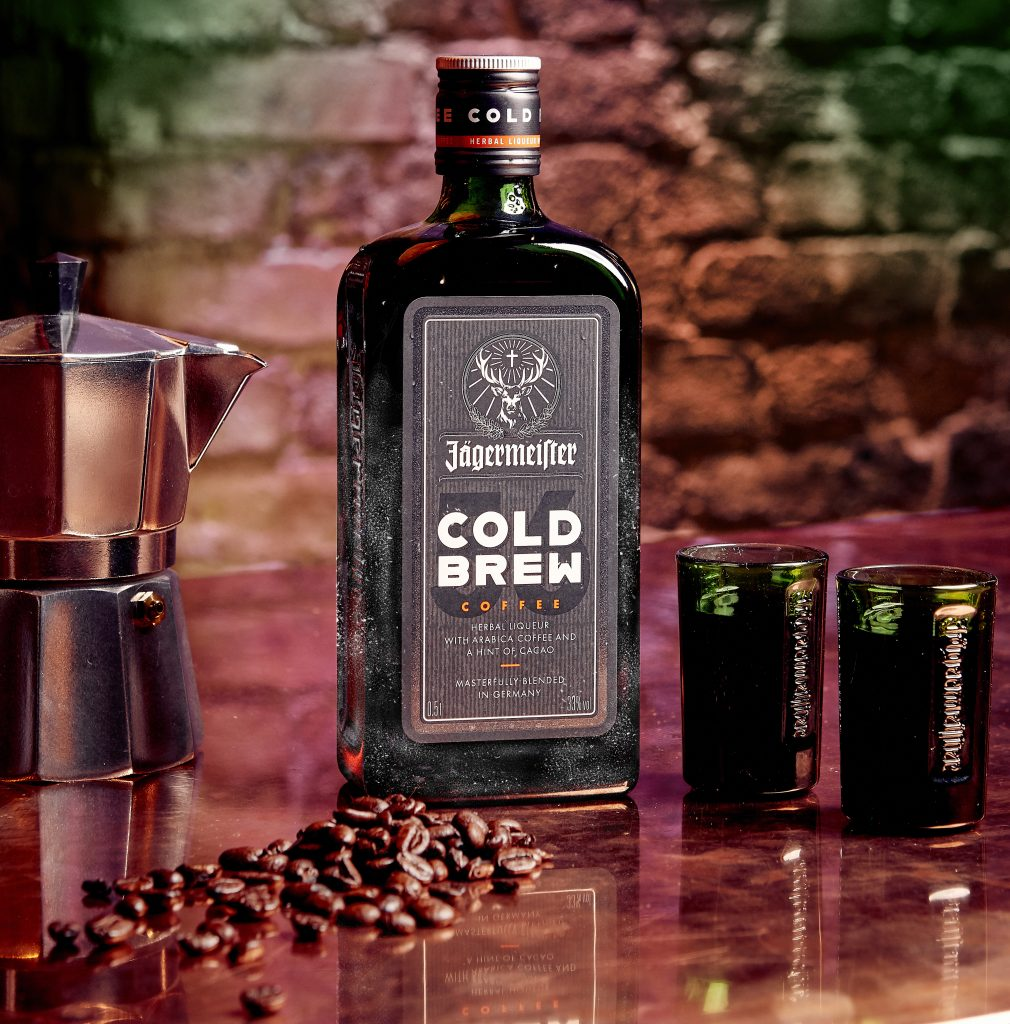 Jagermeister Cold Brew Coffee LIFESTYLE