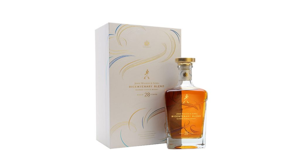 Johnnie Walker & Sons Bicentennial Blend