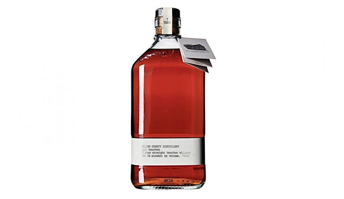 Kings County 7 Year Single Barrel Bourbon